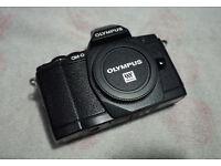 Olympus OM-D EM-5 Black Limited edition