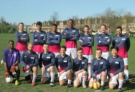 JOIN 11 ASIDE FOOTBALL TEAM IN LONDON, FIND SATURDAY FOOTBALL TEAM, JOIN SUNDAY FOOTBALL TEAM dr3