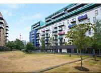 2 bedroom flat in Silkworks, Baquba Building, Lewisham SE13