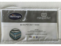Silentnight Essentials Mirapocket 1000 Double Mattress