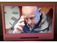 16inch HD Flat LCD TV Alba Freeview Digital HDMI LCD Television