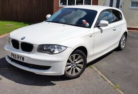 BMW 1 Series 2.0 Diesel - Low Mileage 19k - 12 Months MOT - Privacy Glass - FSH - 2 Owners from New