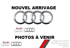 2015 Audi A3 2.0T Komfort ADMISSIBLE 6ANS 160 000KM