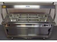 EASY PAYMENTS Used Victor Bain Marie Hot Cupboard, FREE DELIVERY