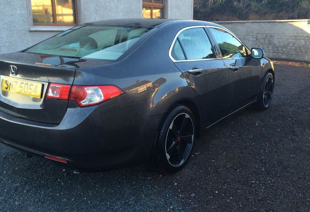 2008 Honda Accord 2 2 I Dtec Not A4 A5 A6 Bmw Lexus Jaguar Hyundai Insignia Finance Available In Dungannon County Tyrone Gumtree
