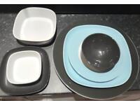 Ikea 365+ range of dinnerware