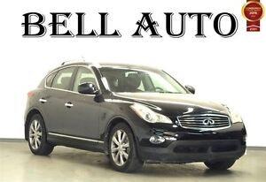 2008 Infiniti EX35 AWD - SUNROOF - TINTED WINDOWS - LEATHER INTE