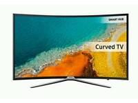 "Samsung 40"" K6300 6 Series Curved FHD Smart TV"