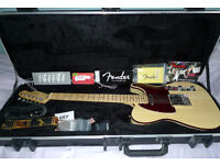 Fender Limited Edition 60th Anniversary Tele-Bration Telecaster, 2011
