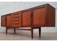 G plan Fresco Sideboard (DELIVERY AVAILABLE FOR THIS ITEM OF FURNITURE)
