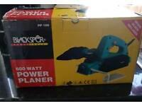 Blackspur 600 watt power planer
