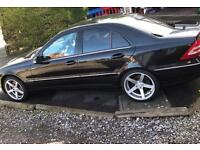 Mercedes C180 Supercharged