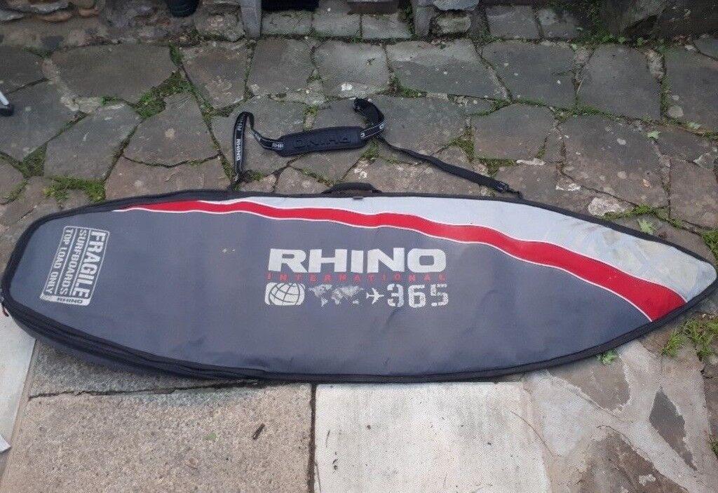 Rhino 6 8 Surfboard Bag Great Condition