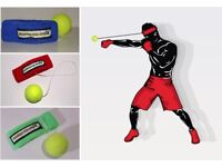 Boxing FightBall headband for training coordination and punching accuracy - MMA, Muay Thai