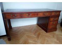 Antique Buro Desk