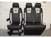 GTE Custom Van T5 seat covers