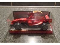 FAST WHEELS PULL BACK RACING CAR WITH RACING SOUND AND REAR FLASHING LIGHT