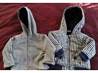 2 baby jackets 3-9 months £10