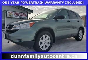 2011 Honda CR-V LX Low Km's!