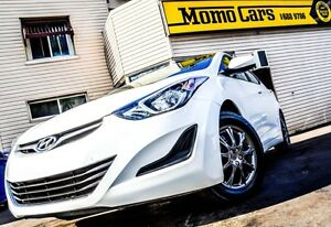 2014 Hyundai Elantra GL! A/C+Bluetooth+USB! ONLY $98/bi-weekly!