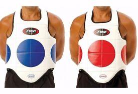 T Sports Reversible Body Armour Junior & Senior size