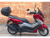 Yamaha NMAX 125, In Spotless condition with Low MIleage!