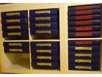 25x Volumes of SCOOTERING Magazine c/w Binders 1986-2012 (Vespa Lambretta Rally / Run)