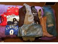 Football shirt diesel armani