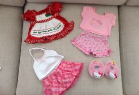 Build a Bear outfits