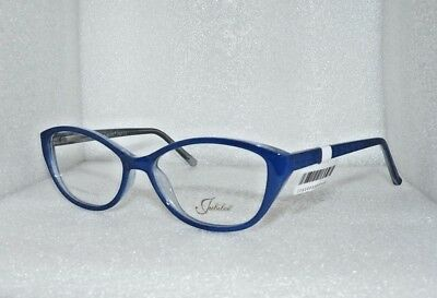 NEW JUBILEE 5924 EYEGLASSES GLASSES FRAMES 52-16-140 BLUE / NEW YORK EYE-001