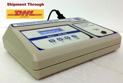 Physiotherapy 3 Mhz Ultrasound Therapy Ultrasonic Therapy Physical Pain Relief N