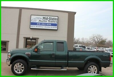 2008 Lariat Used Turbo 6.4L V8 32V Automatic 4WD Pickup Truck NEEDS MOTOR WORK