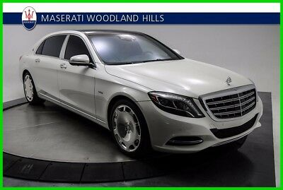 2016 MERCEDES S600 MAYBACH  *** ONLY 7,000 MILES ***