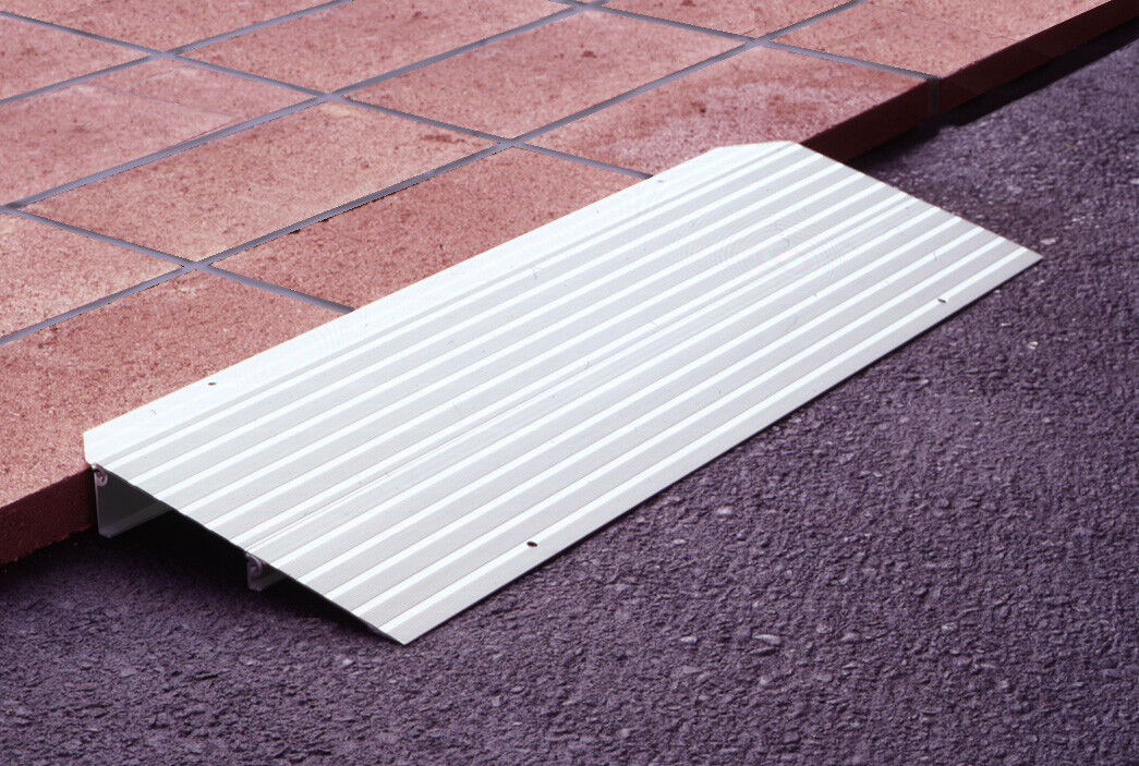 EZ-ACCESS Aluminum Threshhold Ramps - 7 Sizes To Choose From