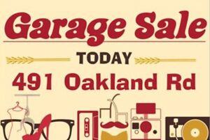 Large garage/yard sale Mahone Bay.antiques,furniture,household