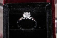 Brand New Beautiful Big 1.5 K Diamond Engagement Ring Indooroopilly Brisbane South West Preview