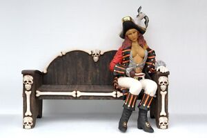 Life-Size-Sitting-Lady-Female-Pirate-Statue-Life-Like-Theme-Decor