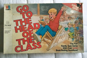 Vintage 1986 Board Game Go To The Head Of The Class Old Erowal Bay Shoalhaven Area Preview