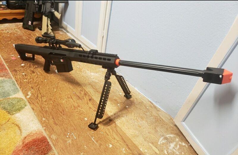 airsoft Barrett 50 cal sniper