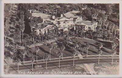 LOT 5147: CLEARWATER DUNEDIN THE FENWAY FLORIDA FL RPPC