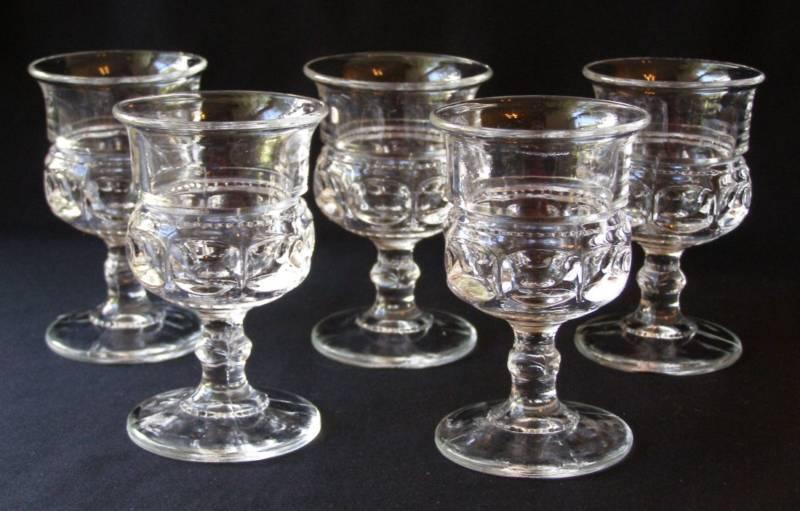 6 TIFFIN/ US GLASS KING