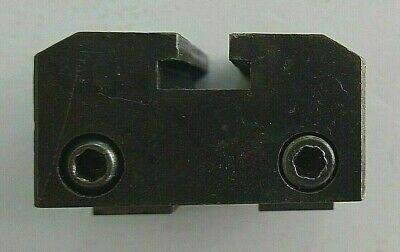 Hardinge Tool Riser Block Double Tool Cross Slide For Dv-59 Dsm-59 Hsl Lathes