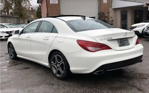 2015 CLA 4MATIC WITH ROOF.