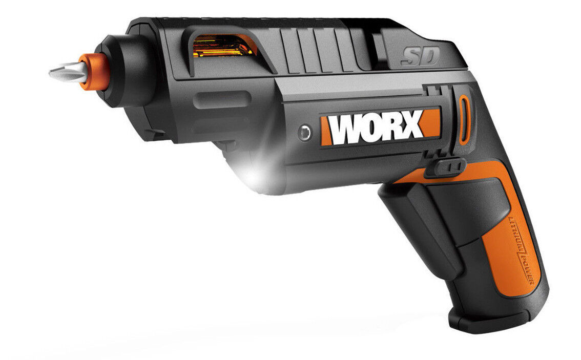 WORX WX254L.3 SD SemiAutomatic Cordless Screw Driver