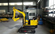 2017 Mortlock Mini Excavator 910kg - 6 FREE Attachments - NEW Sunbury Hume Area Preview