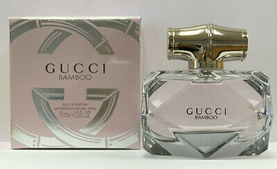 Gucci Bamboo 2.5oz / 75ml  Women's Eau de Parfum Brand New Sealed In Box