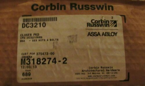 DC3210 689 Corbin Russwin Door Closer