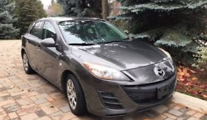 2010 Mazda Mazda3 MANUAL!LOADED!FULLY CERTIFIED@NO EXTRA CHARGE!