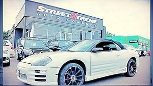 Mitsubishi Eclipse GT Convertible! FAST & FURIOUS