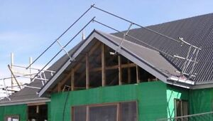 Wanted roof edge protection/safety rail Melbourne CBD Melbourne City Preview